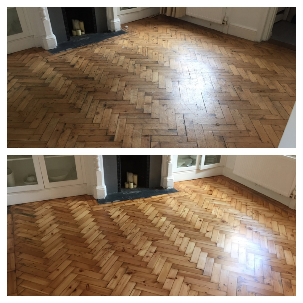 """I've just walked through the door from work and i just can't belive how beautiful my living room floor looks now"